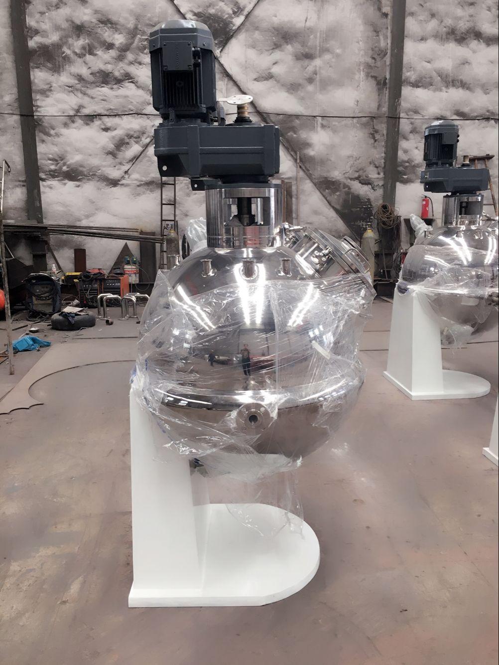 球型濃縮器