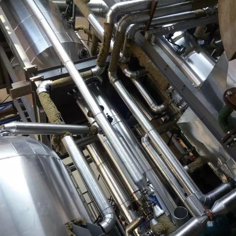 高濃度氯化鈣雙效蒸發器